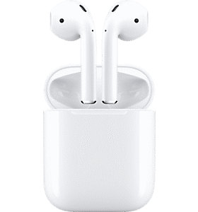 airpods 2nd generation back