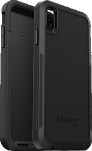 OtterBox Pursuit Series Case for iPhone XS Max Colour Black