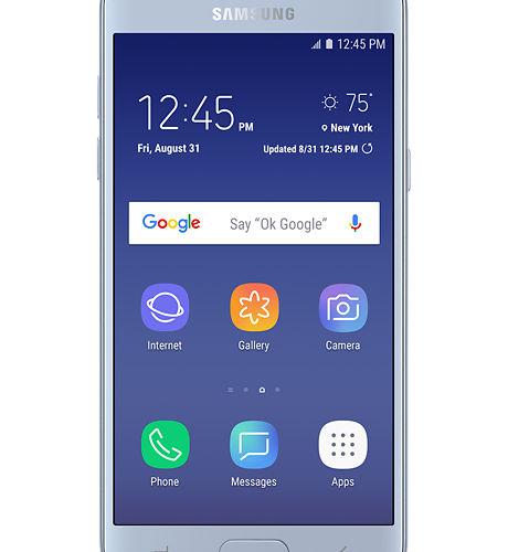 Galaxy J3 3rd Gen Prepaid