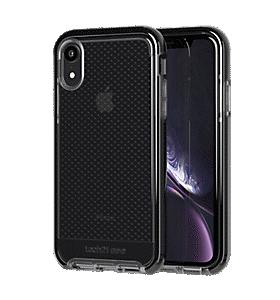 6d3c70bb4e Tech21 Evo Check Case for iPhone XR Colour Black